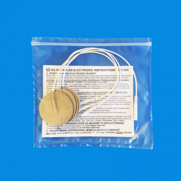 wound electrotherapy electrode