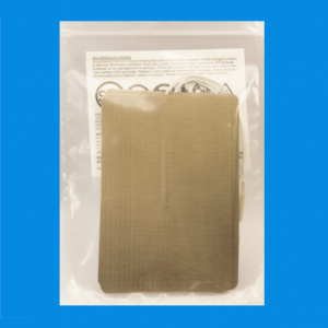silver iontophoresis electrode